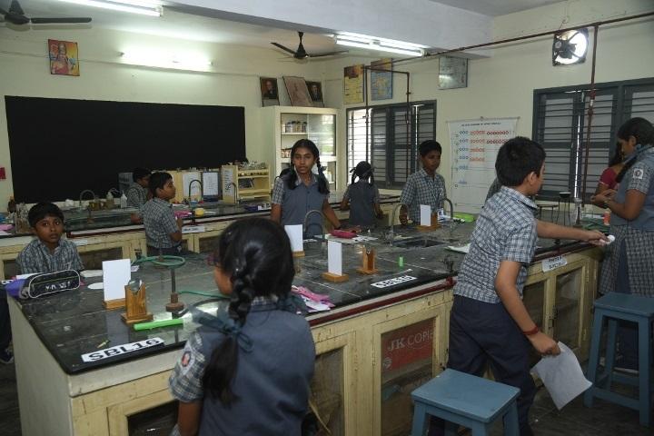 Sreevatsa Viswananthan Vivekananda-Science Lab