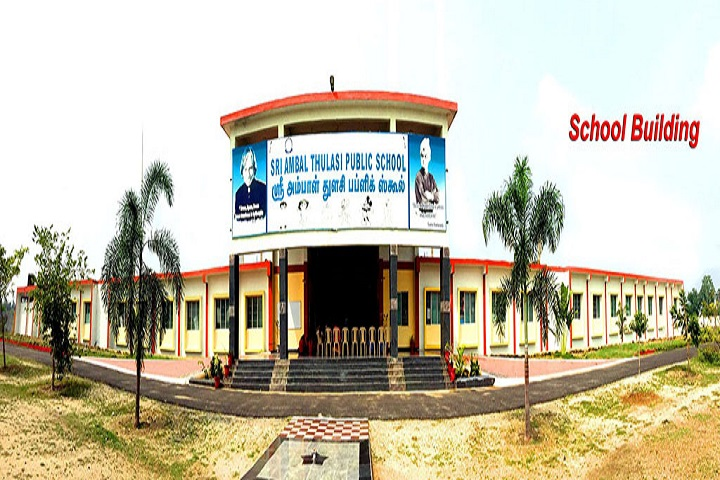 Sri Ambal Thulasi Public School-building
