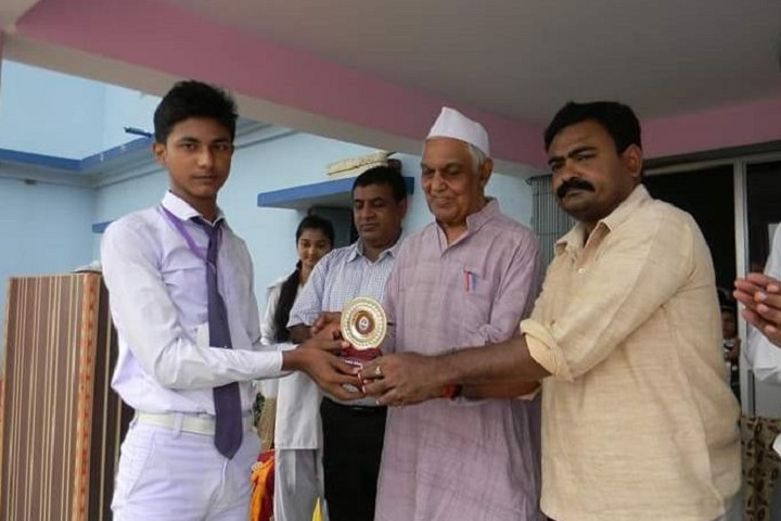 Pratibha Punj Public School-Award Distribution