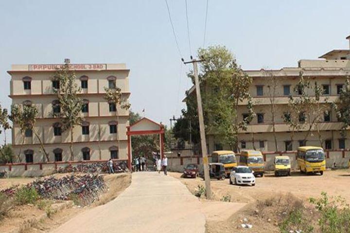 Pratibha Punj Public School-Campus View