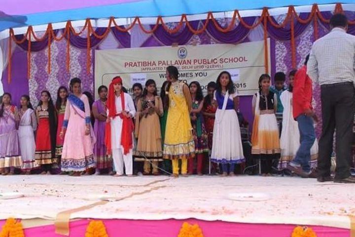 Pratibha Punj Public School-Celebrations