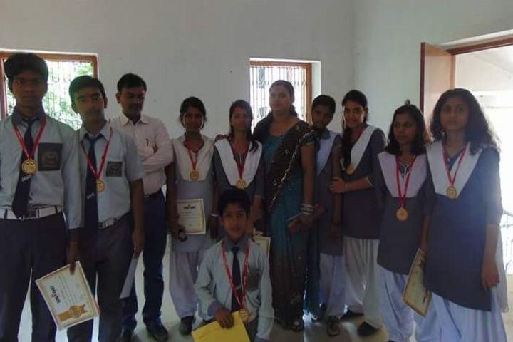 Pratibha Punj Public School-Certification