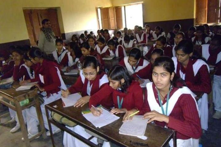 Pratibha Punj Public School-Classroom