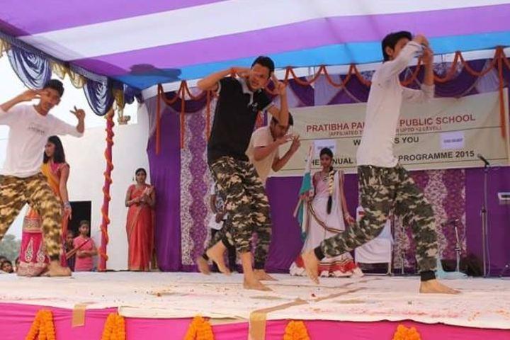 Pratibha Punj Public School-Dance