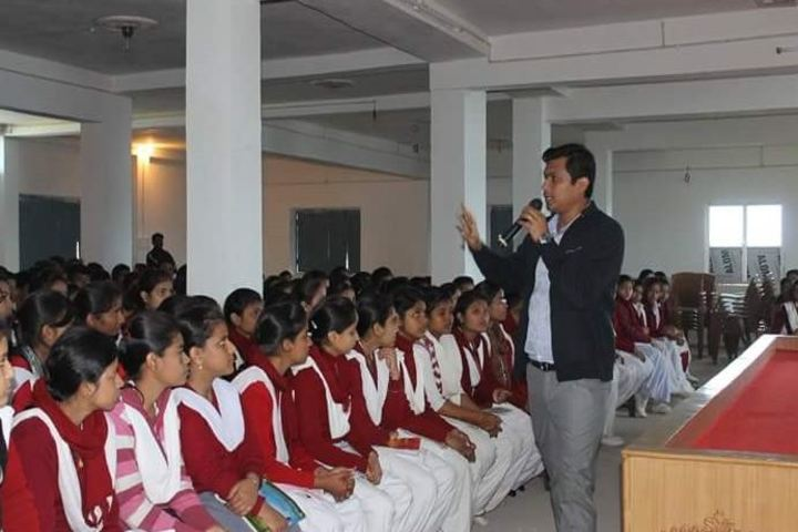 Pratibha Punj Public School-Seminar