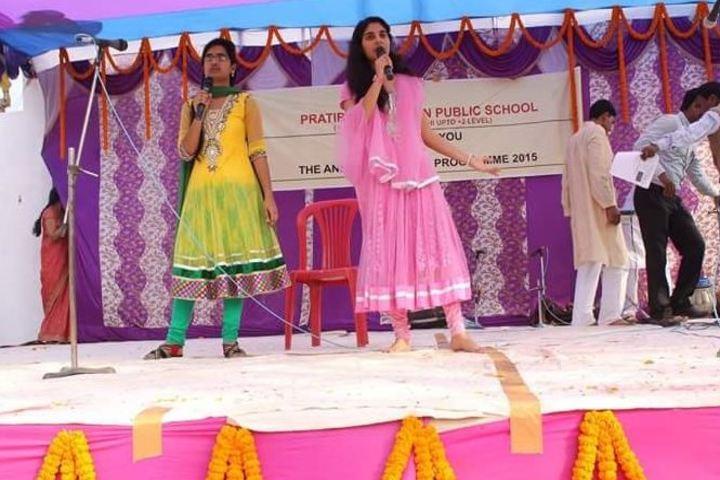 Pratibha Punj Public School-Singing