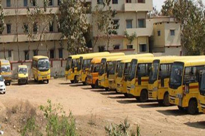 Pratibha Punj Public School-Transport