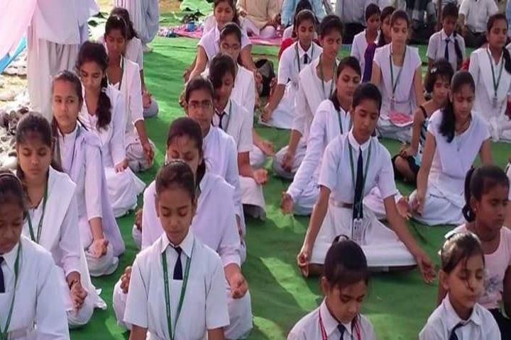 Pratibha Punj Public School-Yoga