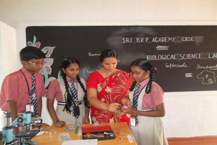 Sri K R P Academy-Biology-Lab