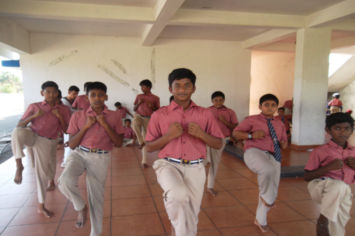 Sri K R P Academy-Dance rooms