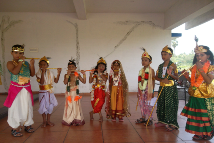 Sri K R P Academy-Events