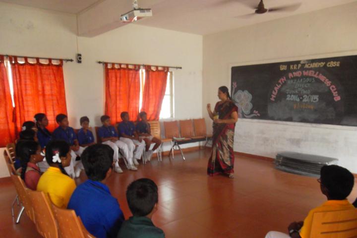 Sri K R P Academy-Health and wellness club