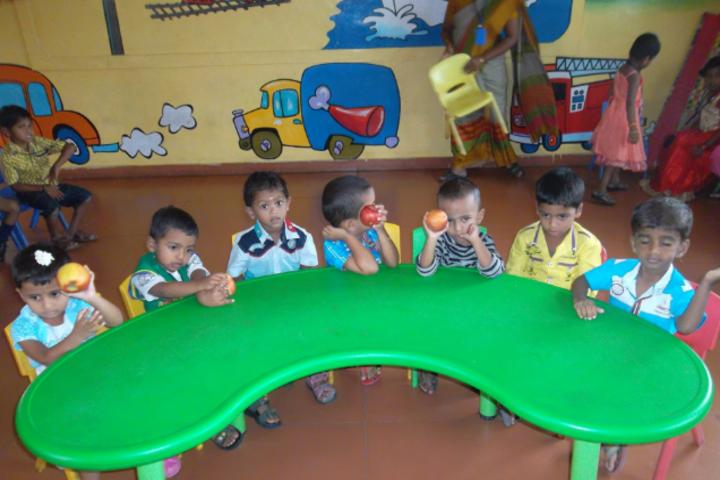 Sri K R P Academy-Kids Classroom