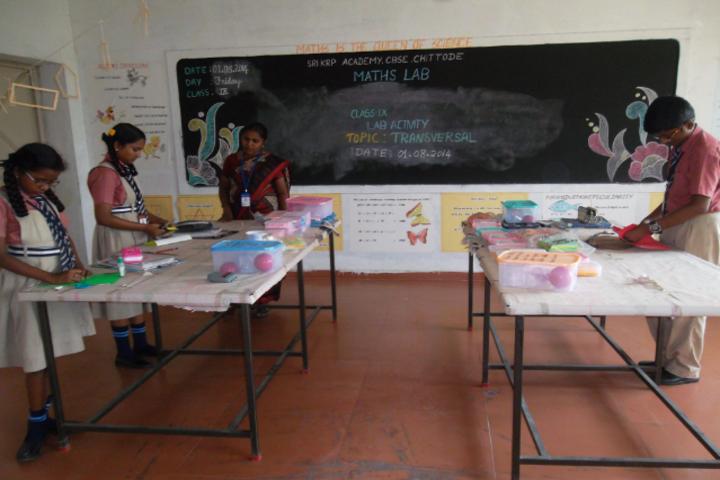Sri K R P Academy-Maths-Lab