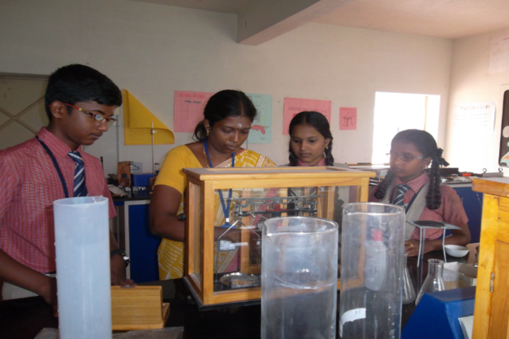 Sri K R P Academy-Physics-Lab