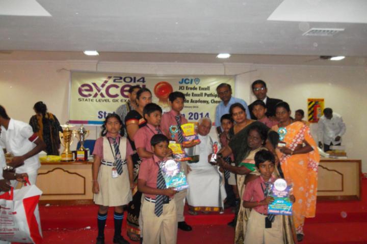 Sri K R P Academy-Presentation party