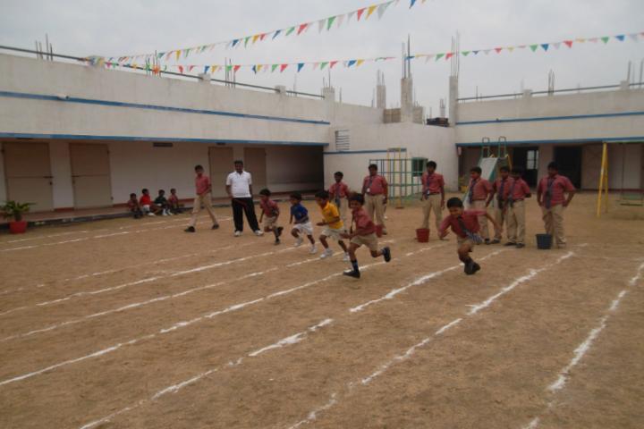 Sri K R P Academy-Sports