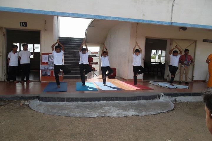 Sri K R P Academy-Yoga