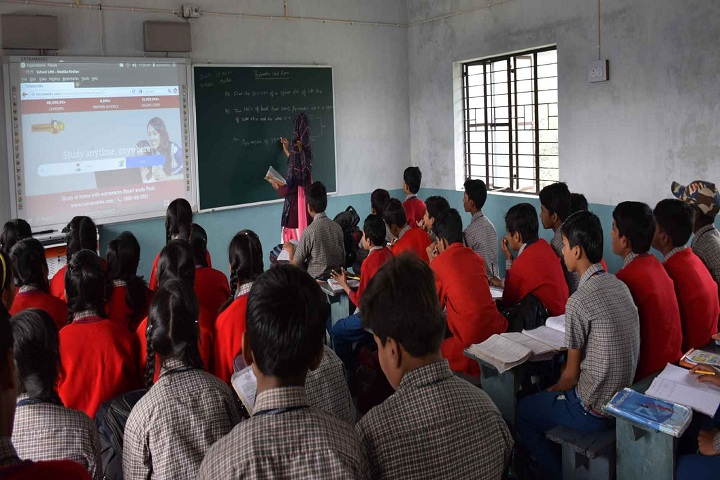 Premier Academy-Digital Classroom