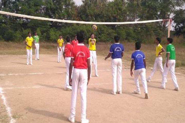 Sri Narayani Vidyashram School-volleyball