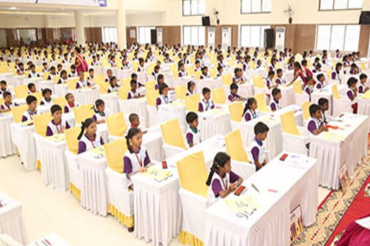 Sri Narayani Vidyashram School-Auditorium