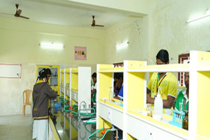 Sri Narayani Vidyashram School-Chemistry-Lab