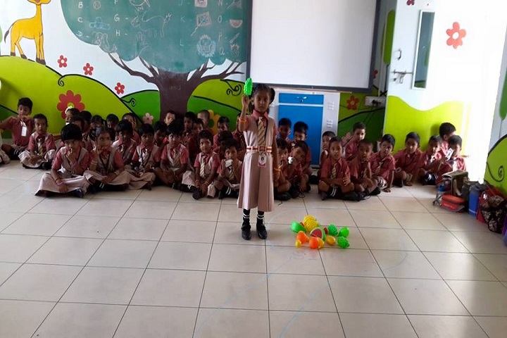 Sri Ramakrishna Public School-Activity