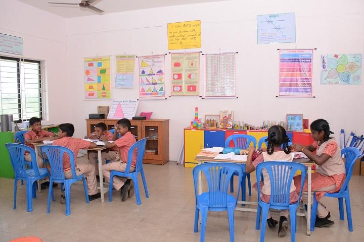 Sri Ramakrishna Public School-Activity1