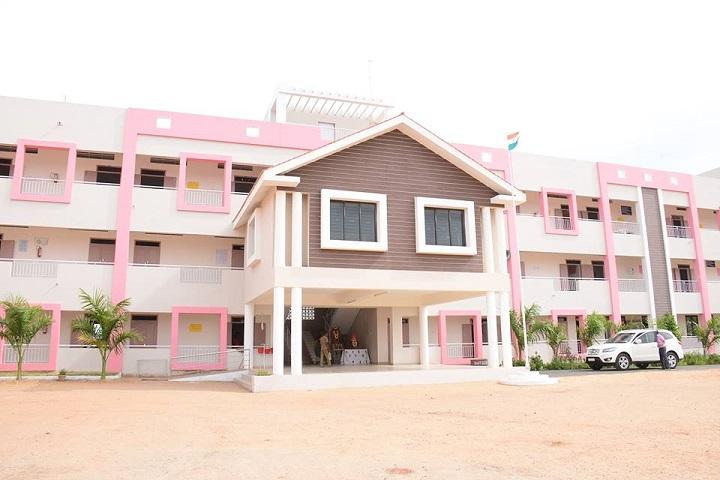 Sri Ramakrishna Public School-Building