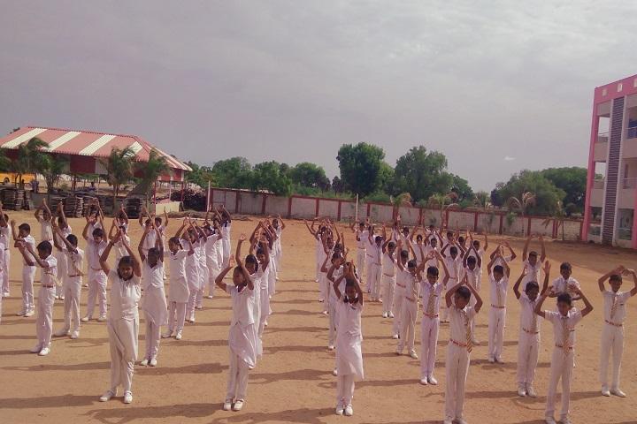 Sri Ramakrishna Public School-Exercise
