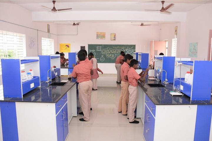 Sri Ramakrishna Public School-Lab