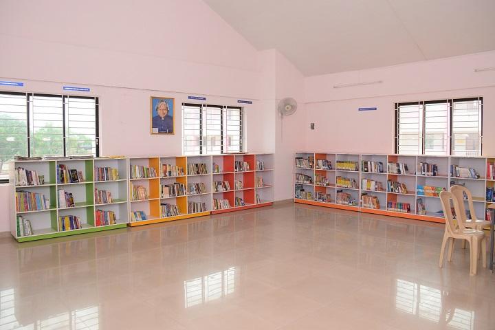 Sri Ramakrishna Public School-Library