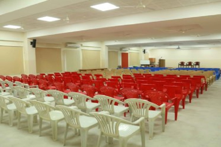 Sri Sankara Senior Secondary School-Auditorium