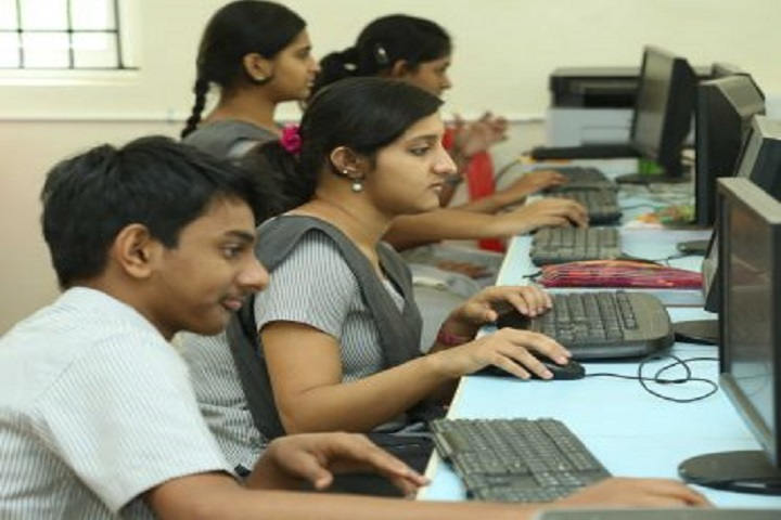 Sri Sankara Senior Secondary School-Computer Lab