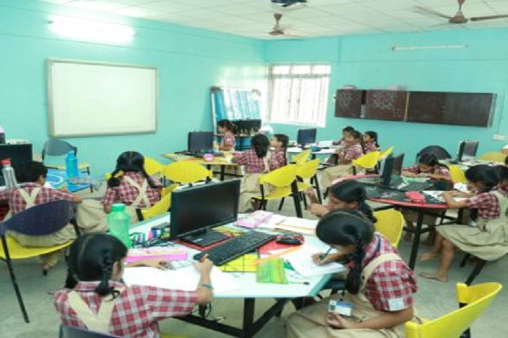 Sri Sankara Senior Secondary School-Maths Lab