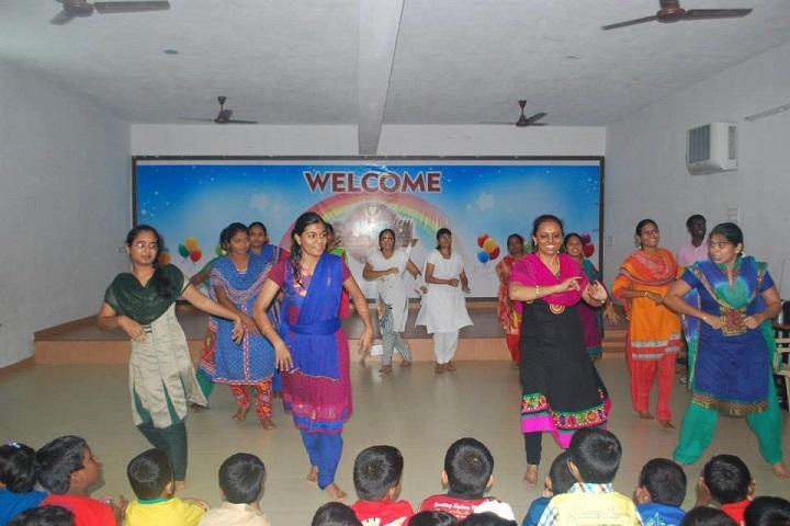 Sri Sankara Vidyalayaa-Children Day