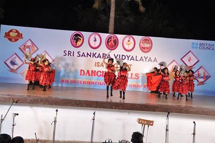 Sri Sankara Vidyalayaa-Dance