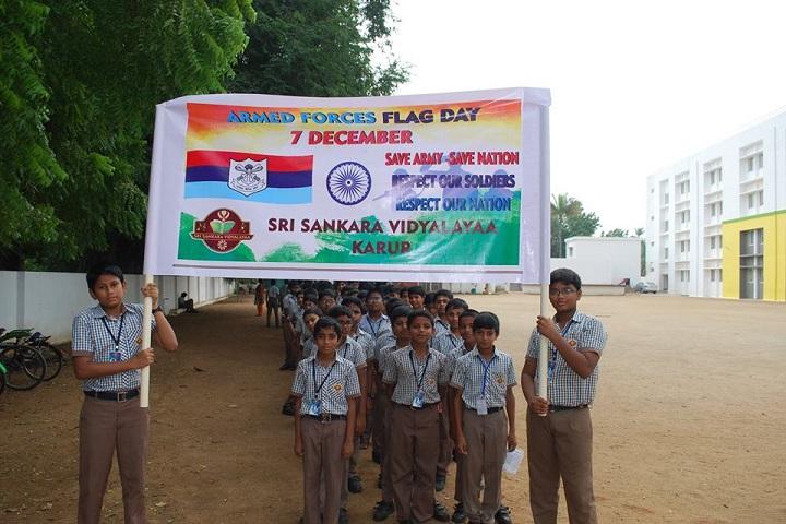 Sri Sankara Vidyalayaa-Rally