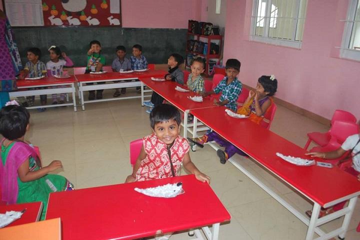 Sri Sankara Vidyalayaa-KG Classroom
