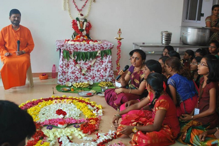 Sri Sankara Vidyalayaa-Vinayaka Chavithi