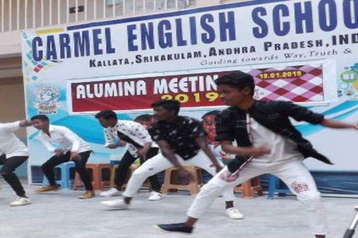 Carmel English School-Dance