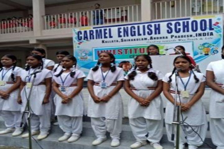 Carmel English School-Singing