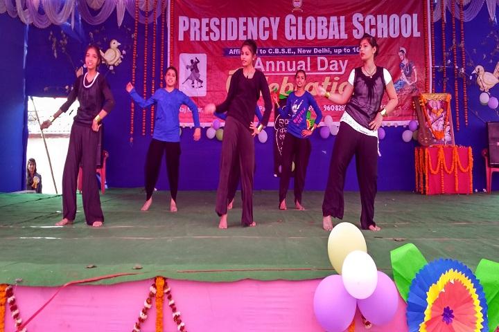 Presidency Global School-Dance