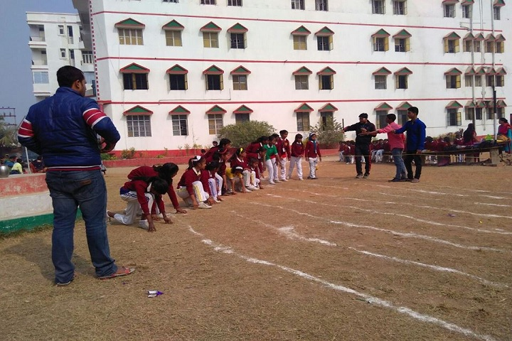 Presidency Global School-Sports Day