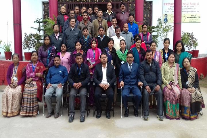 Presidency Global School-Teachers Day