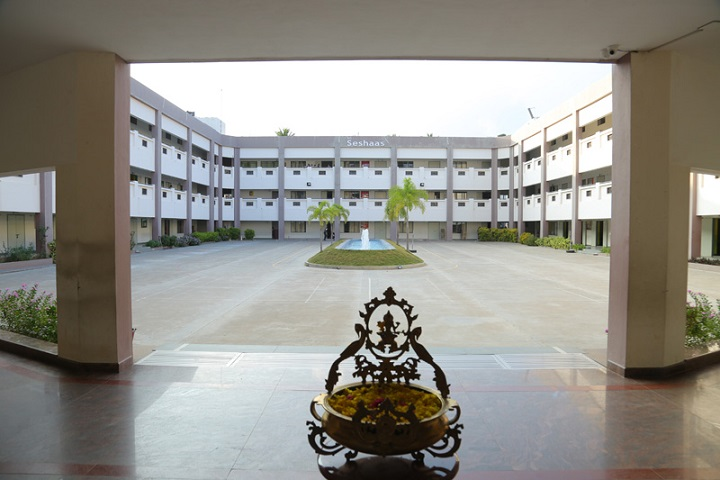 Sri Seshaas International Public School,-Inner View