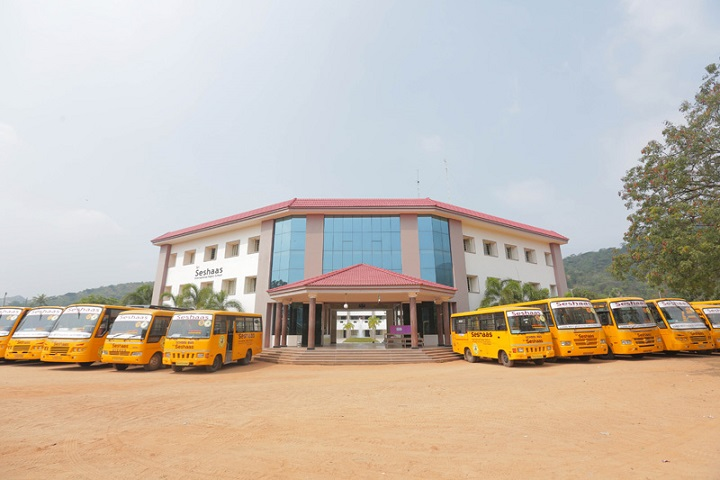 Sri Seshaas International Public School-Transport