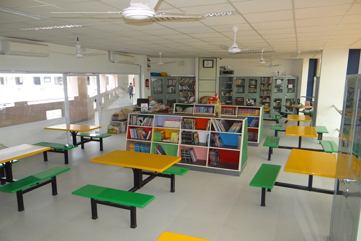 Sri Seshaas International Public School-Library