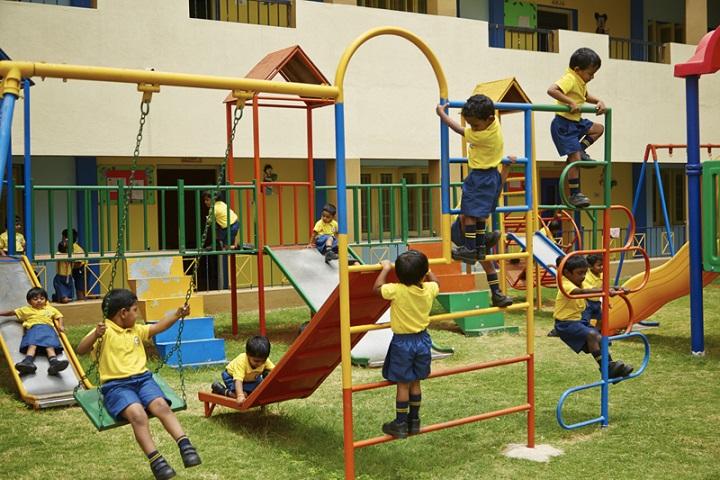 Sri Vijay Vidyashram-Kg play area