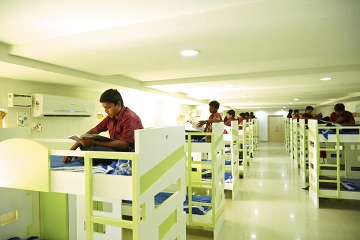 Sri Vijay Vidyashram-hostel beds